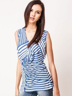 52a8b12774d ALLEN SOLLY Comfort Top With Cowl Effect by KOOVS.COM Allen Solly