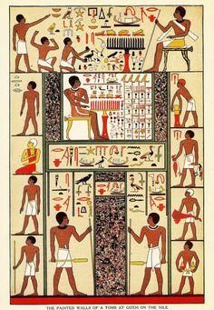 Walking like Egyptian!  by Stanislavs Skupovskis on Etsy