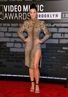 Tapis rouge : les looks des MTV Video Music Awards