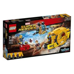"LEGO 76080 ""Ayesha's Revenge"" Marvel Guardians of th Galaxy Building set by LEGO  4.7 out of 5 stars    3 customer reviews   RRP:	£29.99 Price:	£17.99 (40% OFF)"