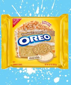 The Latest Limited-Edition Oreo Flavor Sounds SO Good #refinery29  http://www.refinery29.com/2015/09/94182/toasted-coconut-oreos