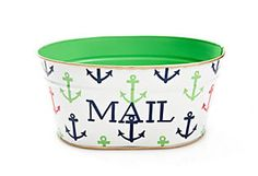 Anchors Away Mail Tub