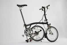 The fold | Brompton Bicycle