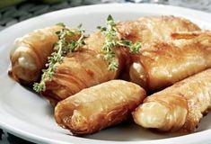 Συνταγές με Τυρί Κρέμα   Argiro.gr Greek Recipes, Baked Potato, Seafood, Sausage, Meat, Vegetables, Cooking, Ethnic Recipes, Side Orders