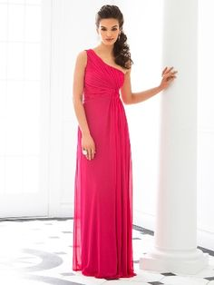 Bridesmaid Dress: After Six Bridesmaids FALL 2012   Style 6651