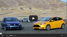 Ford Focus ST vs Volkswagen Golf R