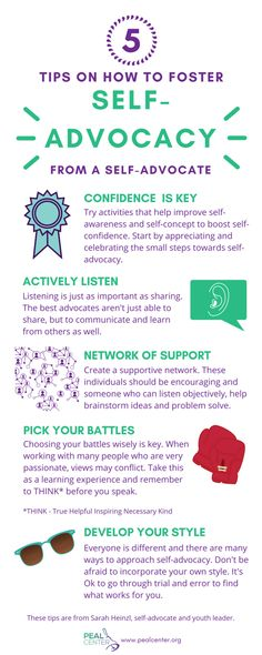 Tips on How to Foster Self-Advocacy (Infographic) – The PEAL Center World History Teaching, World History Lessons, Leadership Workshop, Student Leadership, Occupational Therapy Assistant, Middle School Counseling, Self Advocacy, Self Concept
