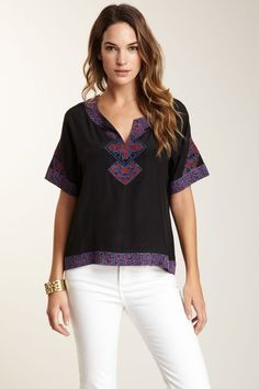 What Goes Around Comes Around Yvette Top by Neutral Territory on @HauteLook