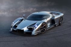 Street-legal SCG003 to be sold as kit car, come with 800-hp V-8