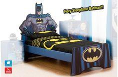 **SALE** BATMAN BATMAN Boys Single Bed. Can Ship All Over Oz