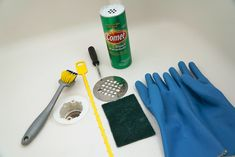 Easy and cost effective steps on how to unclog a bathtub or shower drain from hair. Anybody can handle a clogged drainage. Unclog Bathtub Drain, Shower Drain, Plumbing, Cleaning Hacks, Hair, Strengthen Hair, Cleaning Tips, Bathroom Fixtures