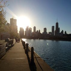 Chicago New York Skyline, Chicago, Spaces, Travel, Viajes, Destinations, Traveling, Trips