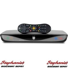 TiVo Roamio DVR - TCD846500 75 HD /500 standard hours Record 4 Shows At Once! #TiVo