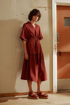Resort 18 Pre Collection | Dimensions – Kloke Classic Outfits, Cool Outfits, Summer Outfits, Relaxed Outfit, Cool Style, My Style, Urban Fashion, Minimalist Fashion, Dress Skirt