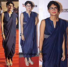 Kiran Rao in Rashmi Varma at Mumbai film festival