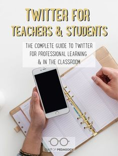 Twitter is an indispensable tool for research, professional development, and connecting with other educators. This 5-module course takes you step-by-step so you gain a clear understanding of how Twitter works...and better yet, how it can work for you. #CultofPedagogy