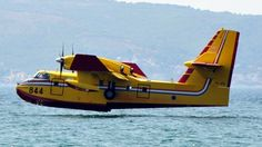 Getting a pilot's license to fly float planes and sea planes is typically an add-on after a pilot gets a license to fly more traditional land aircraft, although its the same plane fitted with floats.