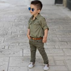 Children and Young Toddler Boy Fashion, Little Boy Fashion, Toddler Boy Outfits, Kids Outfits Girls, Toddler Boys, Fashion Kids, Cute Boy Outfits, Outfits Niños, Baby Boy Dress