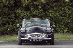 The Daimler originally known as the Daimler Dart, was a car that had a huge amount of potential. Most automotive historians will agree that it Triumph Tr3, Jaguar Daimler, Goodwood Revival, Popular Mechanics, Charity Event, Collector Cars, My Ride, Chris Evans, Pink Floyd