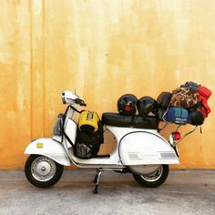vespa #thaiscooter