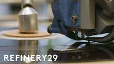 This week on How Stuff Is Made, we get a behind-the-scenes look at how Vinyl Records are made. These vintage items are making a comeback, to honor that, we'r. Current Events, Turntable, Vinyl Records, Vintage Items, Retro, Music, Quotes, Books, Inspiration