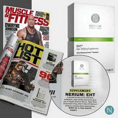 Whoa!! What's that I see??? Nerium's EHT is on the HOT LIST of the most recognized fitness magazine on the planet, Muscle & Fitness!! And, so it should be. EHT is one crazy amazing sports health/brain supplement! 25 years of research out of Princeton University labs!! | Flickr - Photo Sharing! cgaughan.buyneriumeht.com