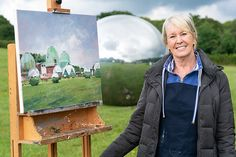Sky Arts Landscape Artist of the Year Exclusive Heat Winners Interviews