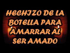 HECHIZO DE LA BOTELLA PARA AMARRAR AL SER AMADO