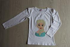 Geburtstagsshirt Elsa / vorne
