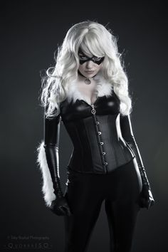 Black CatfromThe Amazing Spider-Man Cosplay