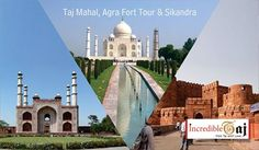 This tour is a day trip to the Taj Mahal with stops at Sikandra Palace, Agra Fort and Itmad-ud-Daula from Delhi.  Visit our official Website: http://incredibletaj.com/ or call us today +91-7248150005 to book your dream tour  #agratour #agra #samedayagratour #tajmahal #agrafort #sikandra #fatehpursikri #mehtabbagh #samedaytour #indiatour #inboundtour #indiaholiday #holidays #vacations #tour #travel