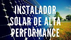 🔴 👉 ⭐Como entrar no mercado de energia solar
