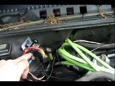 hho machine a compressor of a zer hho hho generator installation on a geo tracker part 1