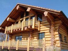 Wonderful Log Homes