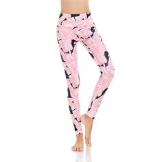440ca4b3c8404 2017 New Elastic Slim Leggings Women Compression Pants Sexy Animal Print  Wicking Workout Fitness Clothes For