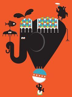 Mick Marston | Central Illustration Agency
