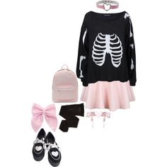 A fashion look from July 2015 featuring Wildfox sweaters, Trasparenze tights and PB 0110 backpacks. Browse and shop related looks.