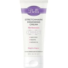 Belli Stretchmark Minimizing Cream - Ulta.com  Haven't gotten any stretch marks yet but realsimple.com endorses this stuff if I do!