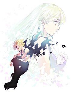 Nanatsu no Taizai • The Seven Deadly Sins • 7 - #Deadly #NANATSU #Sins #TAIZAI Animes Shonen, 7 Sins, Inuyasha, Noragami, Tokyo Ghoul, Naruto, Seven Deadly Sins Anime, 7 Deadly Sins, Manga Anime