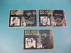 BEE-GEES-Barry-Robin-Maurice-Gibb-SLIDE-SLIDING-PUZZLES-SKILL-GAMES-ARGENTINA