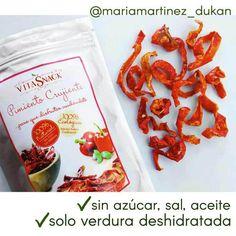 Vitasnacks, chips crujientes de verduras sin azúcar ni aceite. Lista de la Compra Dukan: mis compras del mes