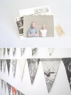 DIY Photo banners