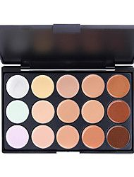Cheap makeup base palette, Buy Quality 15 color concealer directly from China professional concealer palette Suppliers: Professional Concealer Palette 15 Color Concealer Facial Face Cream Care Camouflage Makeup base Palettes Cosmetic Bronzer Makeup, Acne Makeup, Makeup Cosmetics, Beauty Makeup, Camouflage Makeup, Make Up Palette, Online Makeup Stores, Makeup Needs, Makeup Tricks