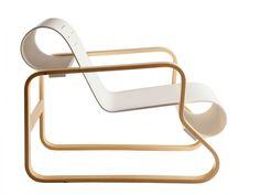 Alvar Aalto, Paimio Chair, 1931–1932