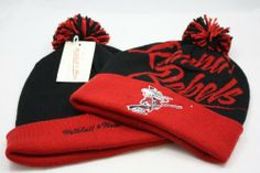 Unlv Runnin rebels Mitchell & Ness Vintage Retro Cuffed Knit Beanie by Mitchell & Ness. $19.99. This is a Mitchell & Ness Cuffed Knit Beanie.. Save 43%!