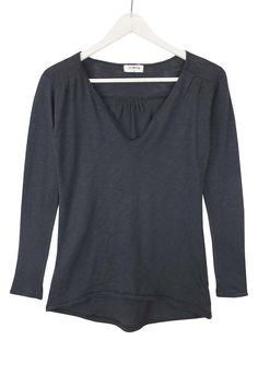 Camiseta Básica Pico, Camiseta negra, black shirt, Camiseta manga larga, shirt,  algodón, System Action, shop online, lookbook, model, street Style, SS2015,