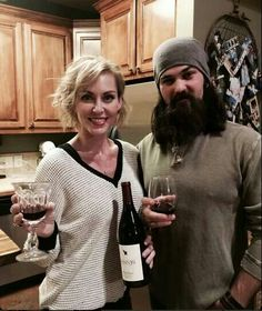 My favorite couple on Duck Dynasty. Jep & Jessica