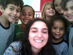 As crianças são os bens mais valiosos que temos, por isso a importância de uma boa educação.