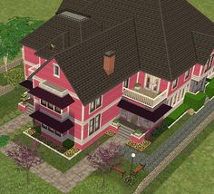 ModTheSims - Charmed Again: Halliwell Manor