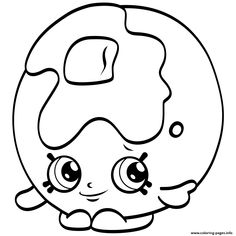 shopkin coloring pages season 4 | 624 Best Shopkins images in 2019 | Shopkins, Shopkins ...